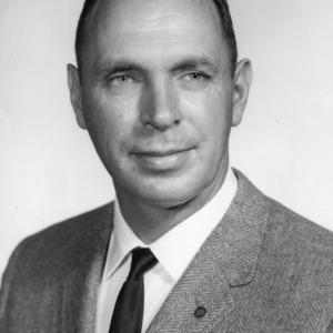 Clyde Z. McSwain, Jr. portrait
