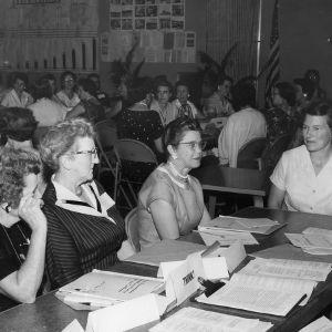 Rural Women's Symposium 1959