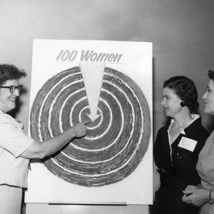 Rural Women's Symposium 1959