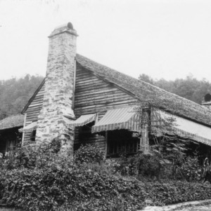 Mountain home at Jack's Cove