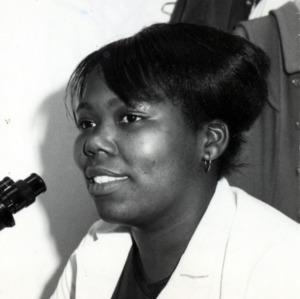 Edith Jones portrait