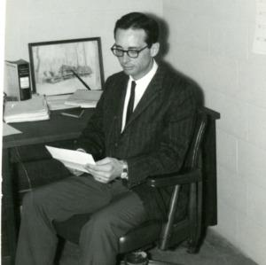 Bill Johnson portrait
