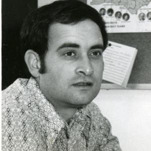 Steve Hanover portrait