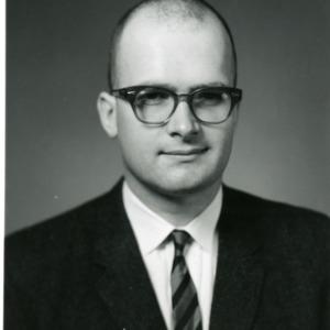 Bill Huxter portrait