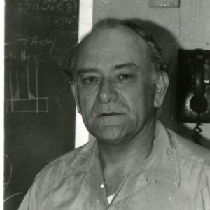 Donald E. Moreland portrait