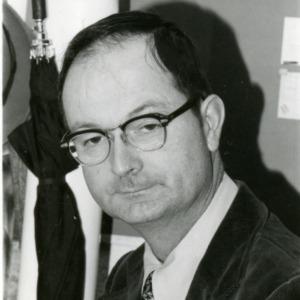 Maurice Farrier portrait