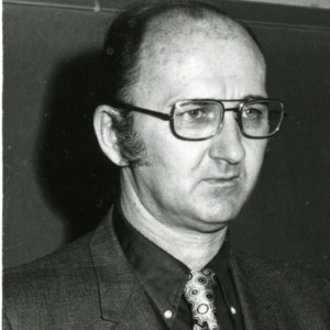 Harold Moses portrait