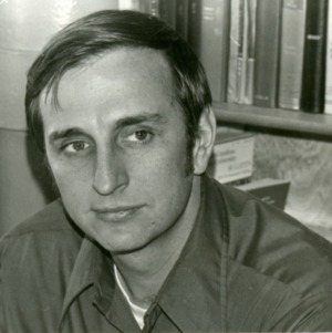 Fred Hain portrait