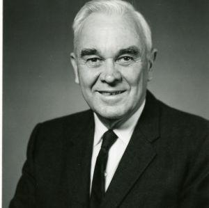 Alfred J. Stamm portrait