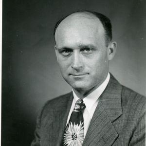 Roy M. Carter portrait