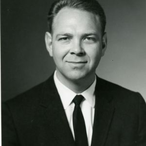 A.C. Barefoot portrait, College of Natural Resources