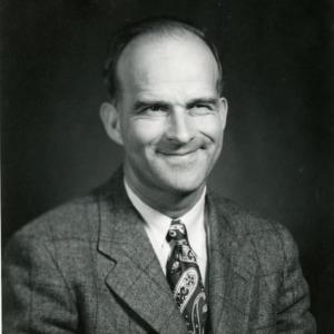 Richard J. Preston portrait
