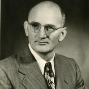 C. M. Kaufman portrait