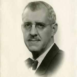 Professor George K. Slocum portrait