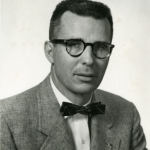 Dr. James S. Bethel portrait