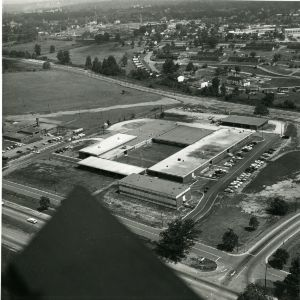 Aerial view of Weaver Labs