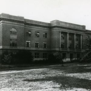 Ricks Hall, Agricultural Extension