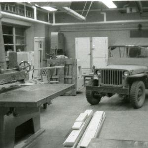 Early lab picture