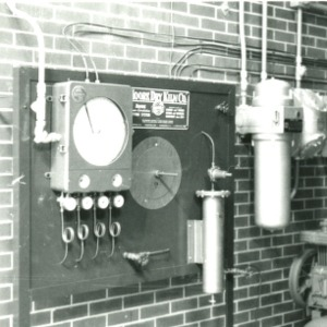 Early lab pictures - kiln controls