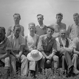 Forestry Student, Class of 1934
