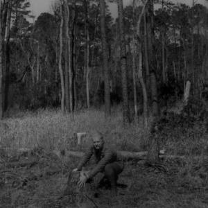 Eddie Jackson in Hofmann Forest