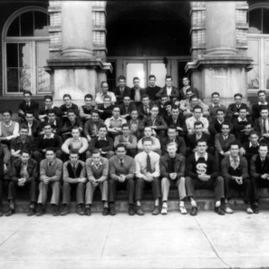 Forestry Class of 1939
