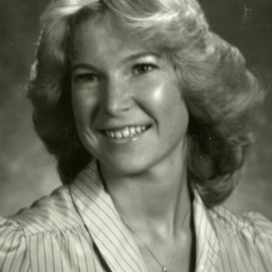 Janis M. Johnson portrait