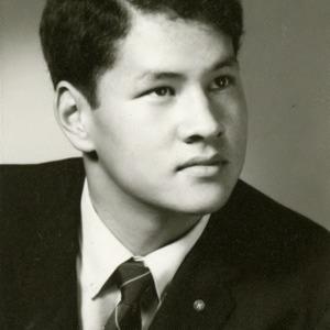 H. Wayne Brafford portrait