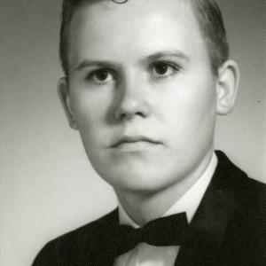 Donald Chris Thompson portrait