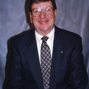 Dean Robert A. Barnhardt portrait