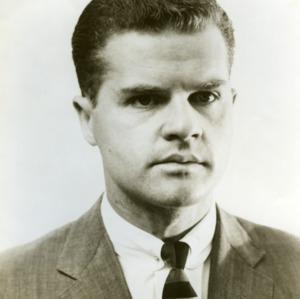 Professor Austin R. Baer portrait