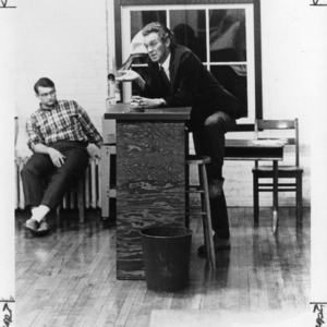 Gene Bernard at podium