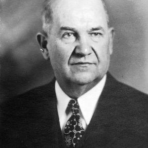 Arthur F. Bowen portrait