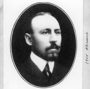 Charles W. Burkett portrait