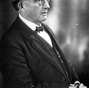 Eugene Clyde Brooks portrait