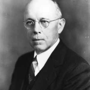 Benjamin F. Brown portrait