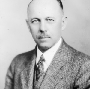 Benjamin F. Brown portrait