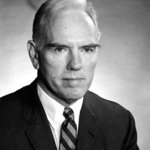 John T. Caldwell portrait