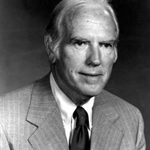 Chancellor John T. Caldwell portrait
