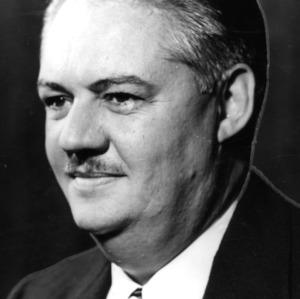 Dean Malcolm E. Campbell portrait