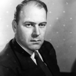 C. E. Clark portrait