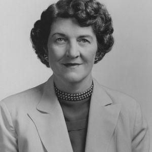 Miss Ruth Current portrait