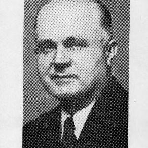 C. A. Dillon, Sr. portrait