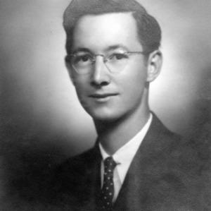 Fred Dixon portrait