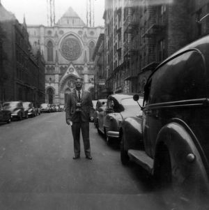 Gerald O. T. Erdahl in New York City
