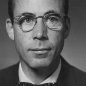 Ralph E. Fadum portrait