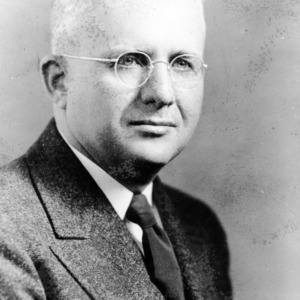 Dr. Hilbert A. Fisher portrait