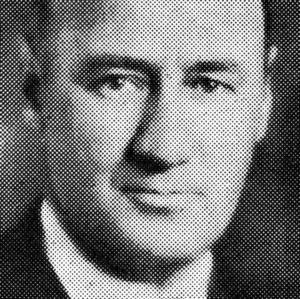 Dr. G. W. Forster portrait