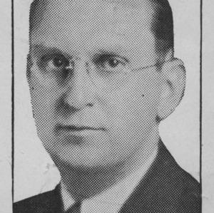 Dr. Alvin M. Fountain portrait
