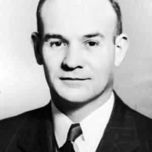 Frank F. Groseclose portrait